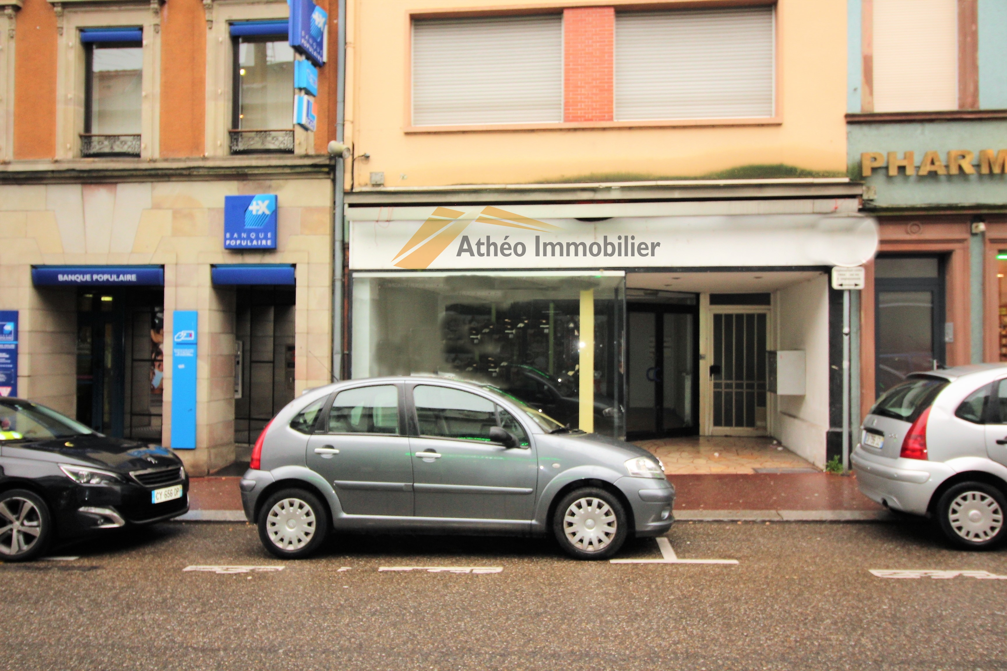 Local Commercial centre vile – Sarreguemines