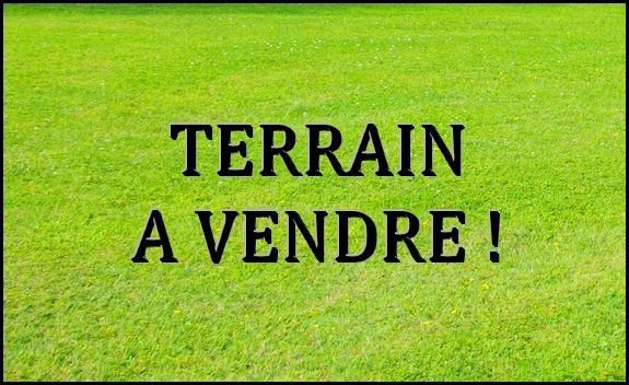 Photo terrain a vendre